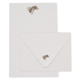 folio2p Bee Stationery Set