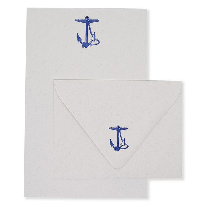 folio2p Anchor Stationery Set