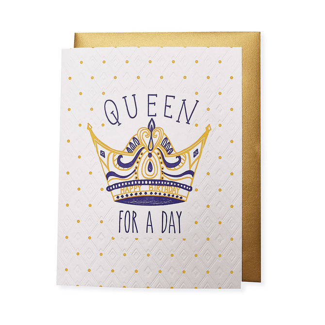 folio2p Queen for a Day