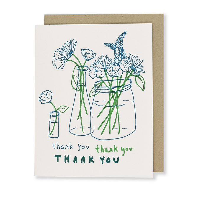 folio2p Thank You Flowers • Box of 6