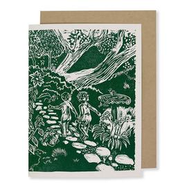 folio2p Cherubs in the Garden