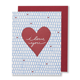 folio2p I Love You Heart