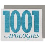 folio2p 1001 Apologies