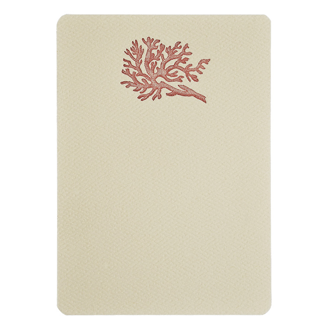 folio2p Coral - Red - Boxed Tails