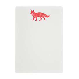 folio2p Fox - Boxed Tails