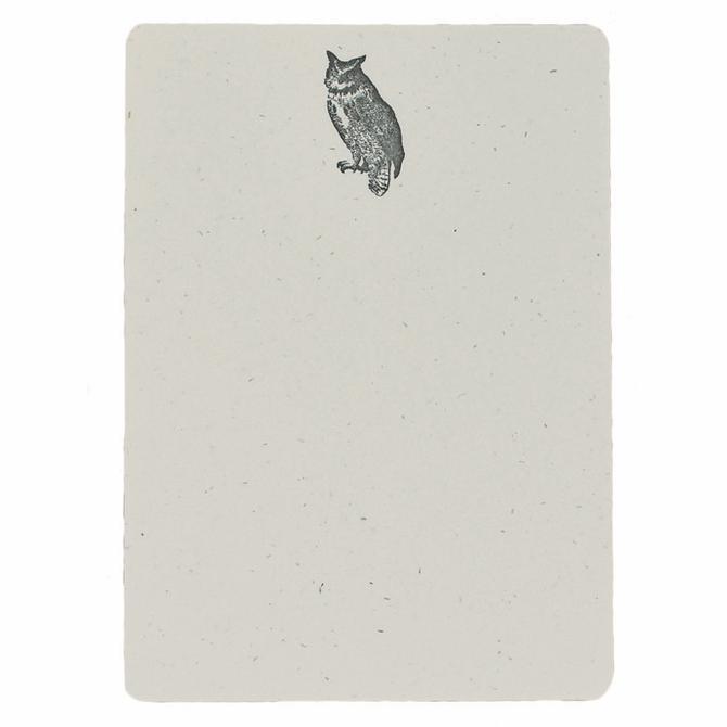 folio2p Owl - Boxed Tails