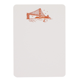 folio2p Golden Gate Bridge - Boxed Tails