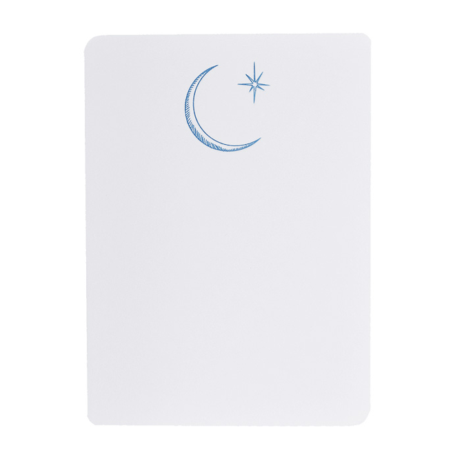 folio2p Moon & Star - Boxed Tails