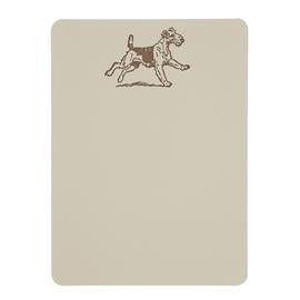 folio2p Running Dog - Boxed Tails