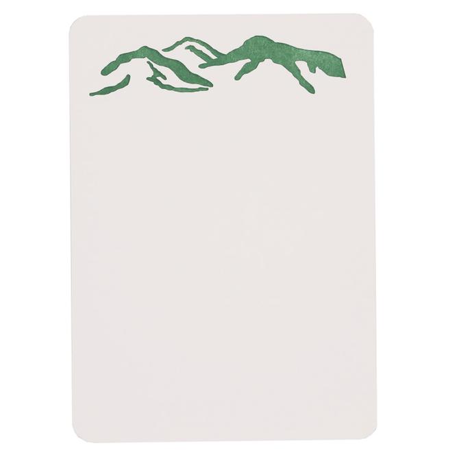 folio2p Mountains - Boxed Tails