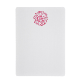 folio2p Pink Flower - Boxed Tails