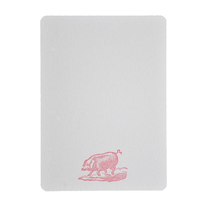 folio2p Pig - Boxed Tails