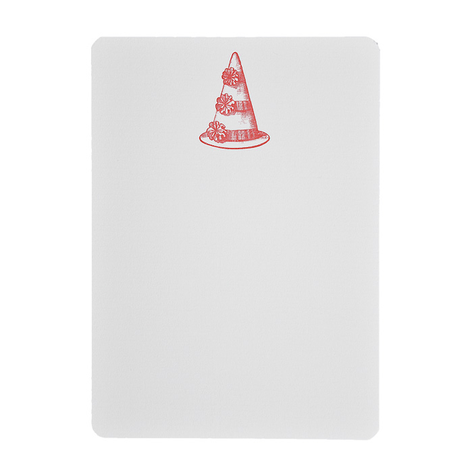 folio2p Party Hat - Boxed Tails