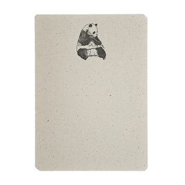 folio2p Panda - Boxed Tails