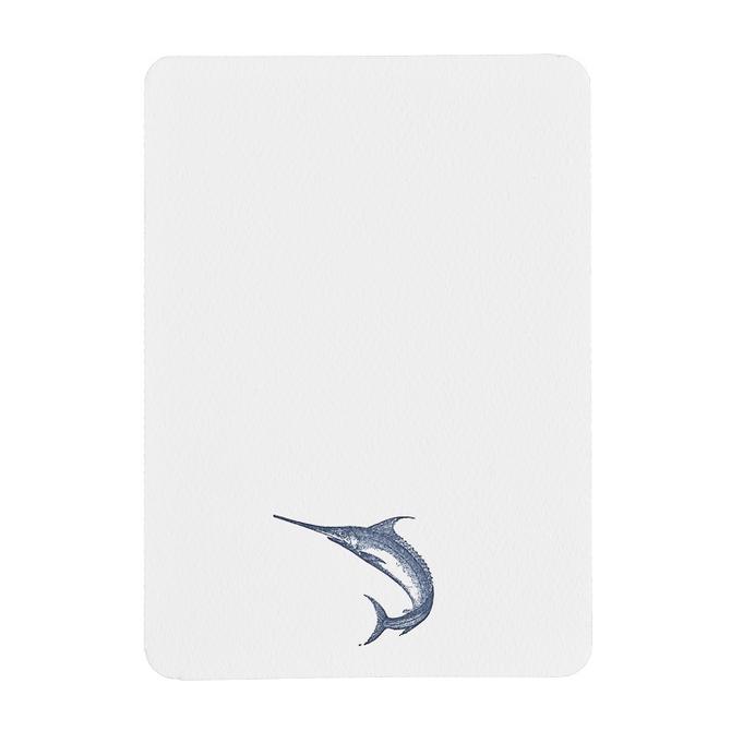 folio2p Swordfish Jumping - Boxed Tails