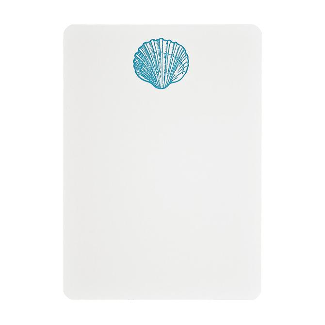 folio2p Scallop Shell - Boxed Tails