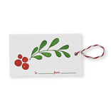 folio2p Holly - Gift Tag