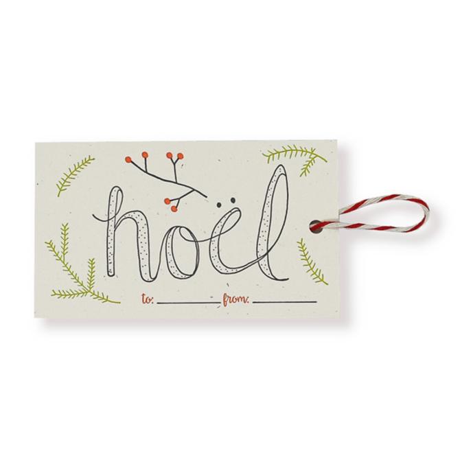 folio2p Noel - Gift Tag