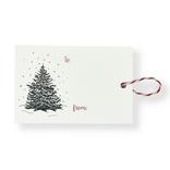 folio2p Winter Tree - Gift Tag