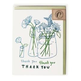 folio2p Thank You Flowers (Box of 6 w/eps)