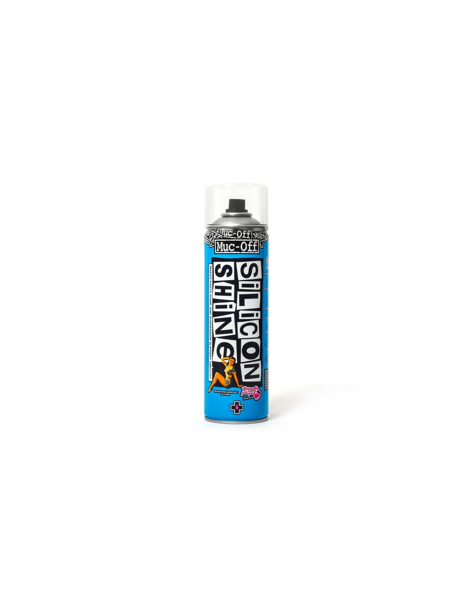 Muc-Off MCF Protect Silicon Shine Aero-500ml#227
