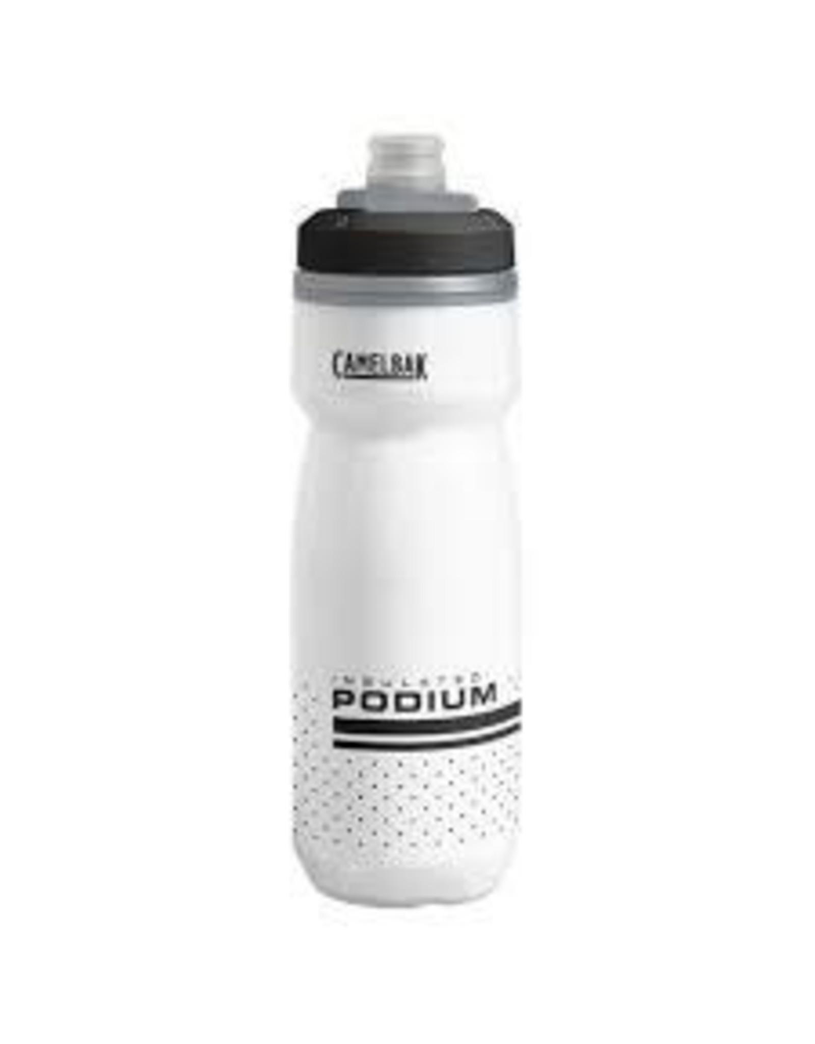 CAMELBAK PODIUM CHILL .6L WHITE/BLACK