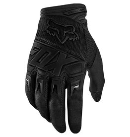 FOX DIRTPAW GLOVE (BLACK) SMALL