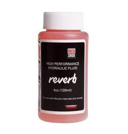ROCKSHOX RockShox Reverb Hydraulic Fluid, 120ml Bottle - Reverb/Sprint Remote