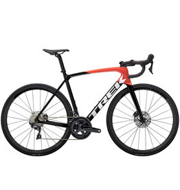 TREK Emonda SL 6 Disc Pro 58 Trek Black/Radioactive Red
