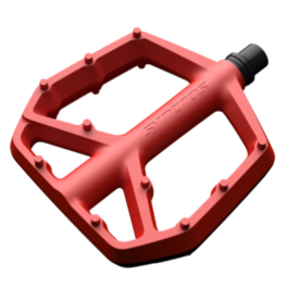 SYNCROS SYN FLAT PEDALS SQUAMISH III FLORIDA RED