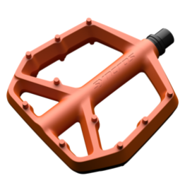 SYNCROS SYN FLAT PEDALS SQUAMISH III FIRE ORANGE