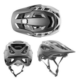 FOX SPEEDFRAME HELMET, AS BLACK LARGE 59-63CM