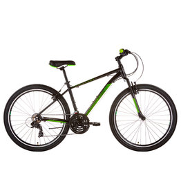 MALVERN STAR MVS HURRICANE 27-1 BLACK/GREEN X LARGE