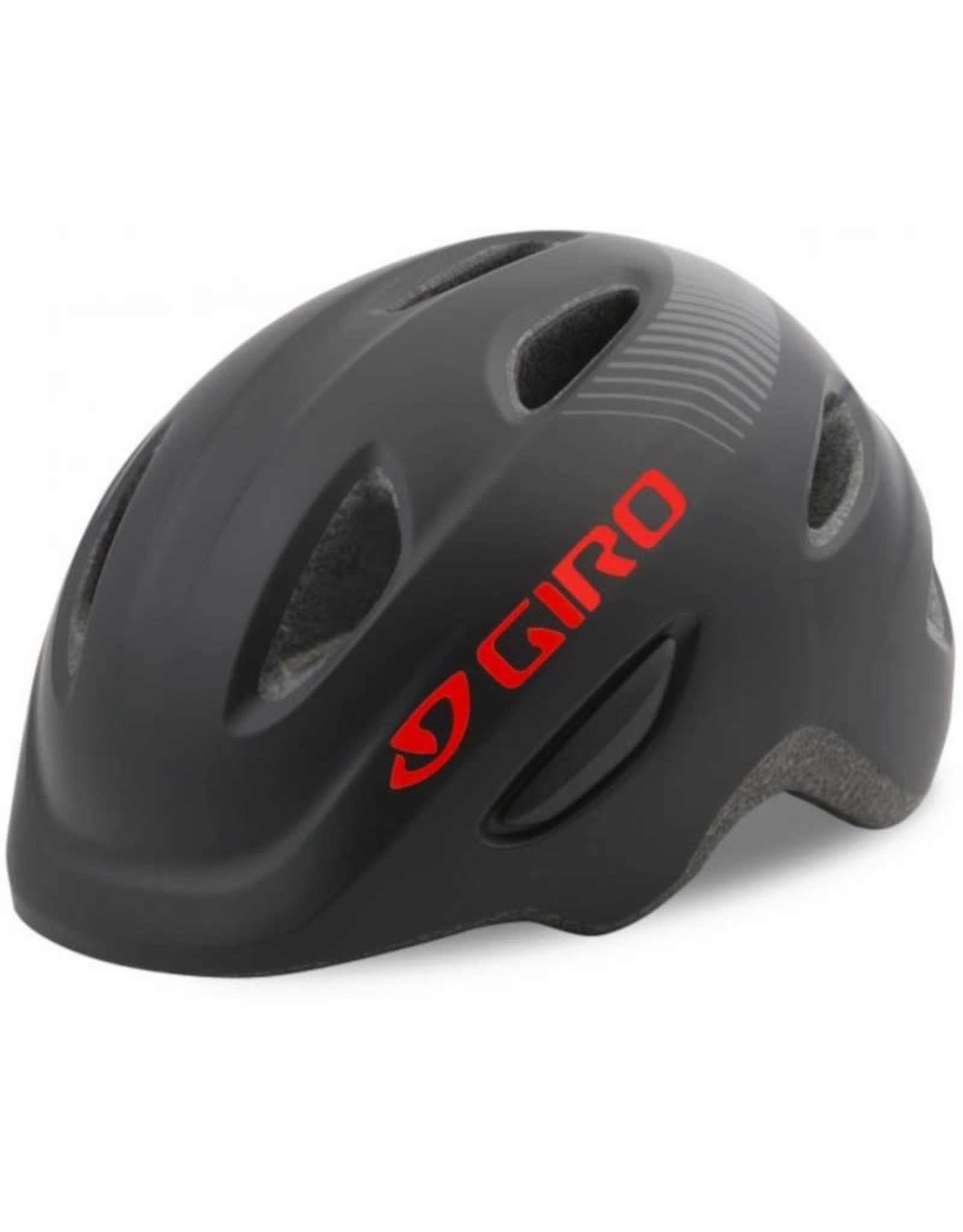 Giro GRO SCAMP BLACK SMALL 49-53CM