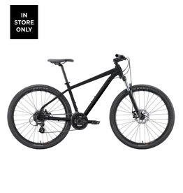 MALVERN STAR MVS BIKE AXIS 2 BLACK