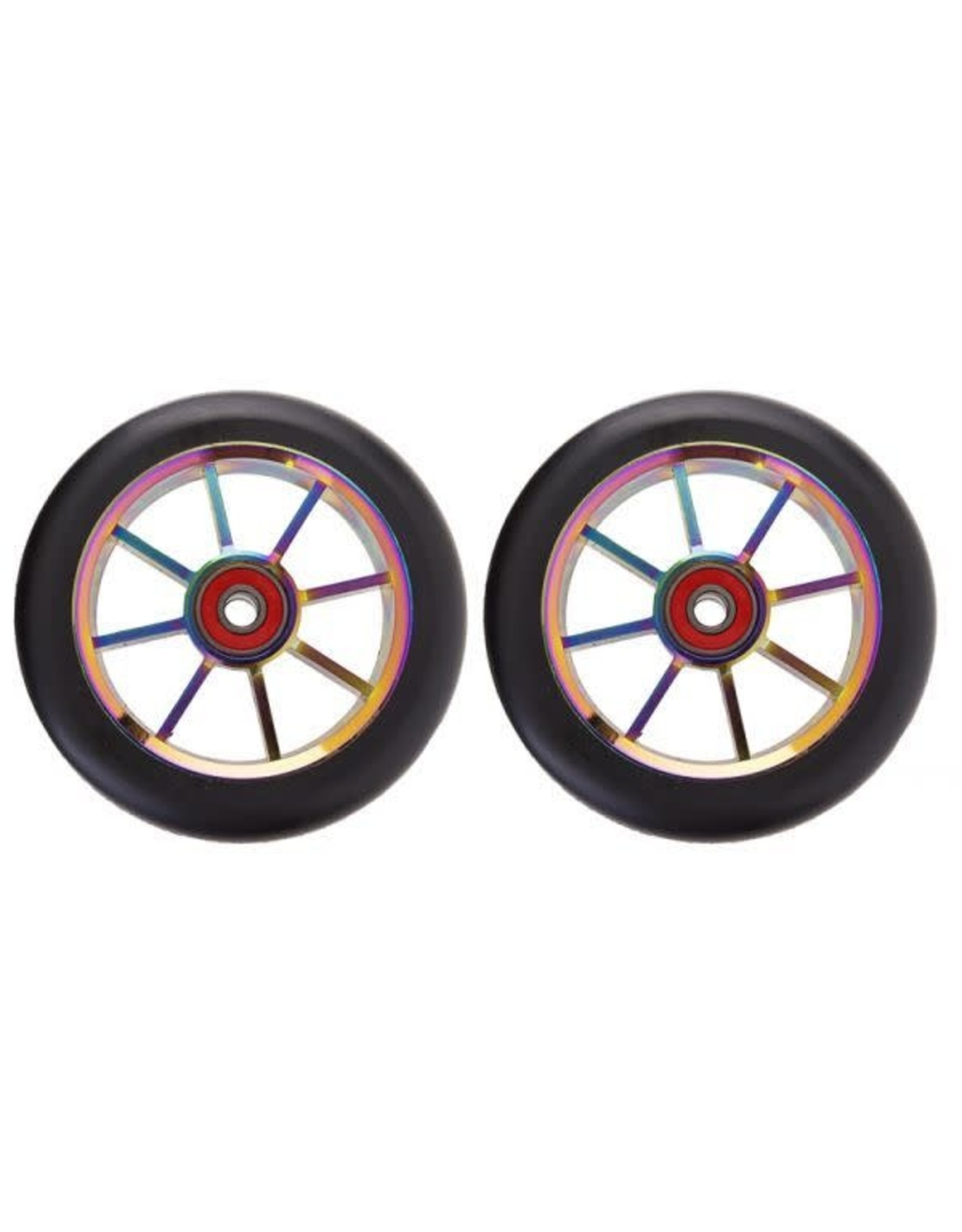 GRIT 8 SPOKE 110MM WHEEL PAIR