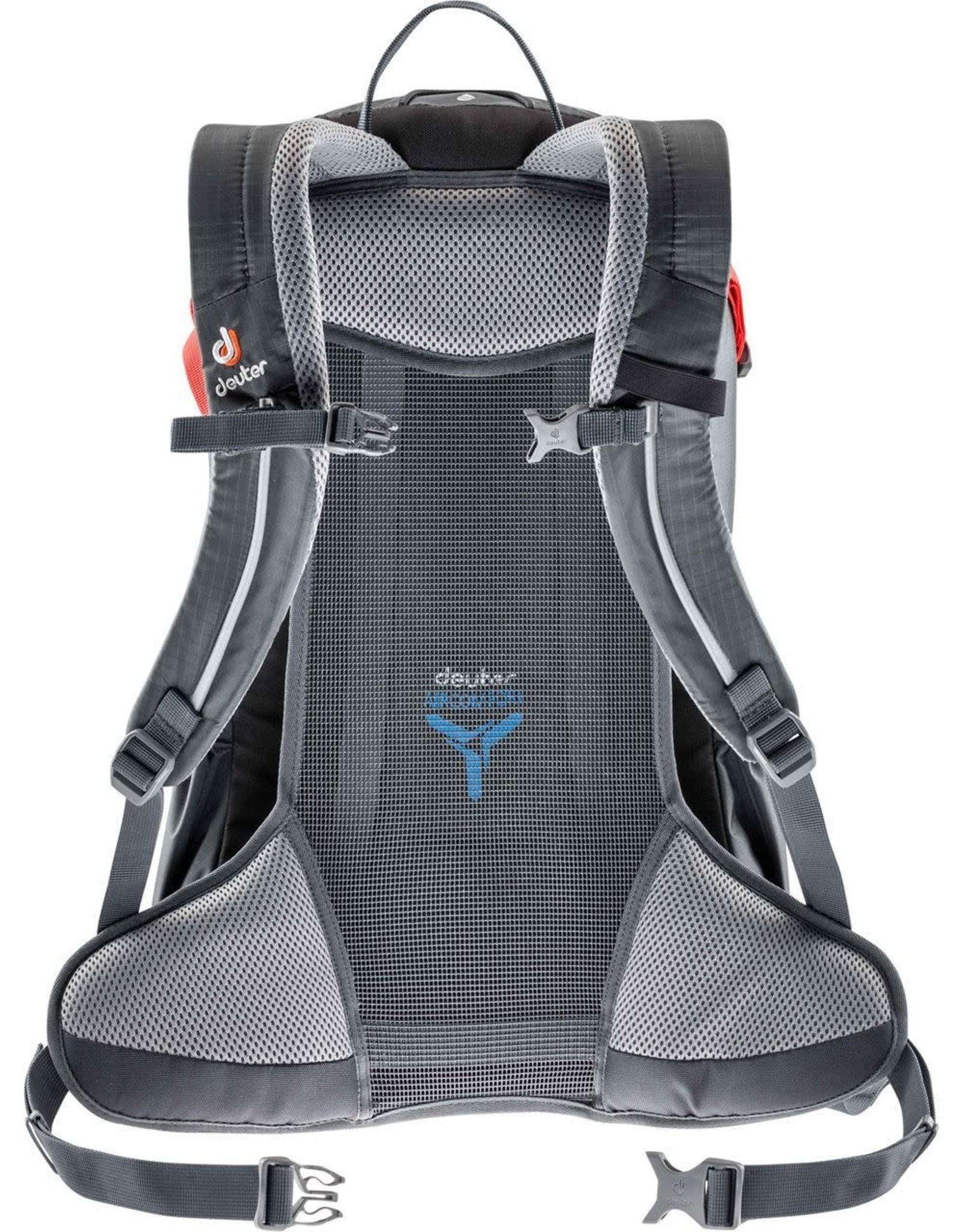 Deuter Packs VELO AIR 20 EXP BLACK TITAN