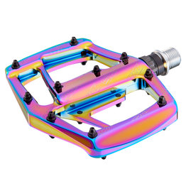 Supacaz ePEDAL CNC ALLOY PEDAL OIL SLICK