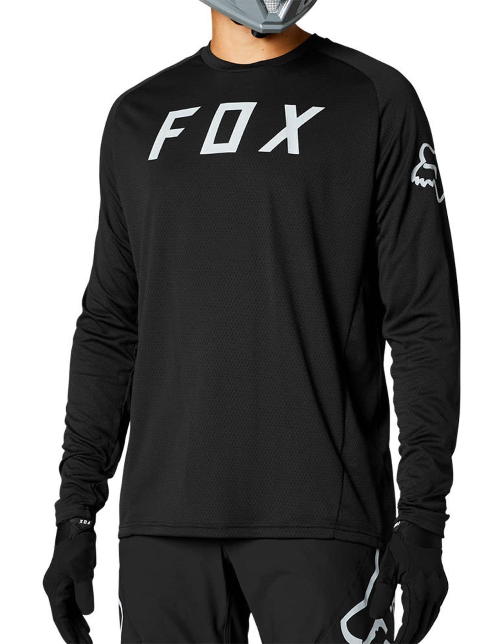 FOX DEFEND LS JERSEY 2XL