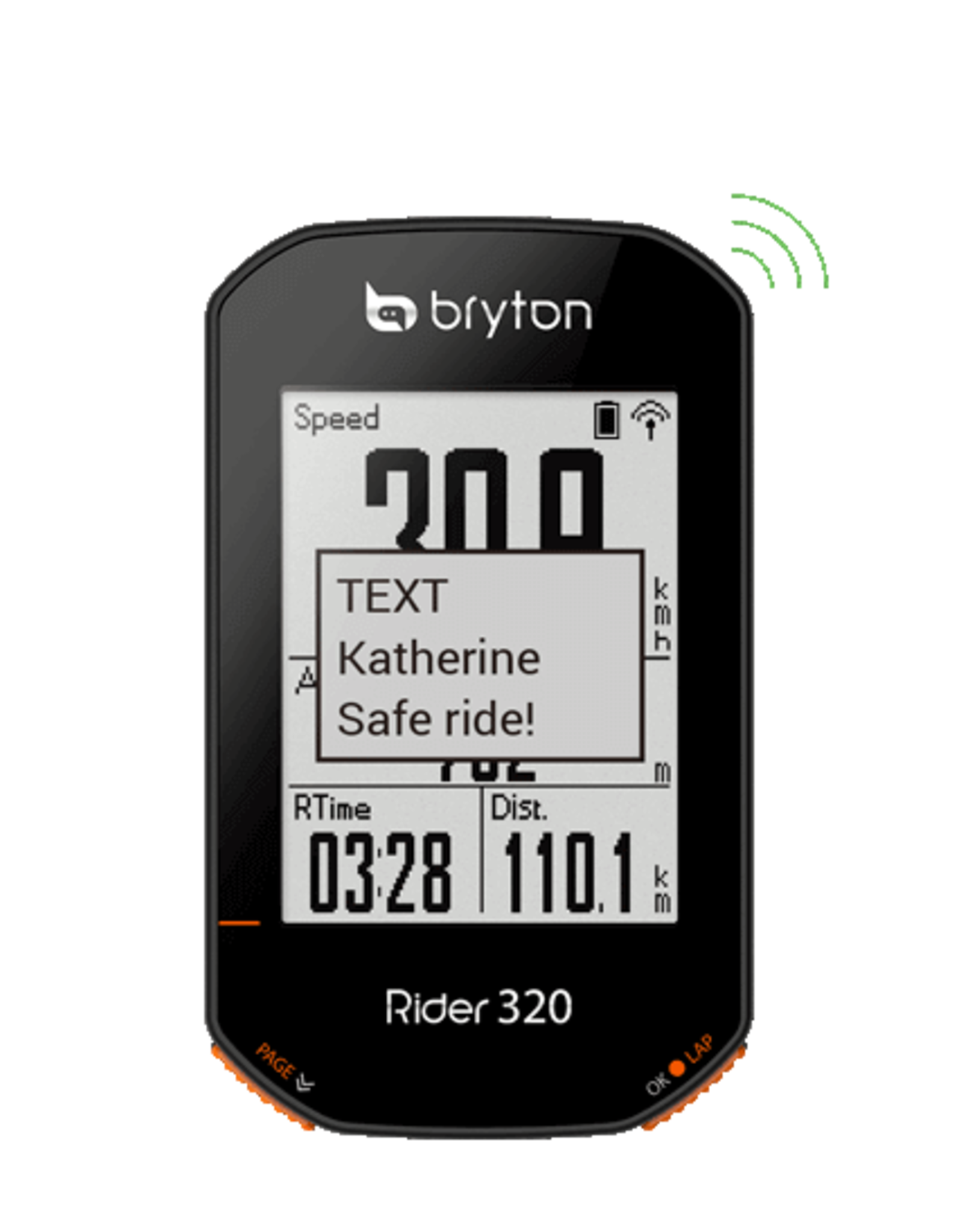 Bryton BRYTON RIDER 320E