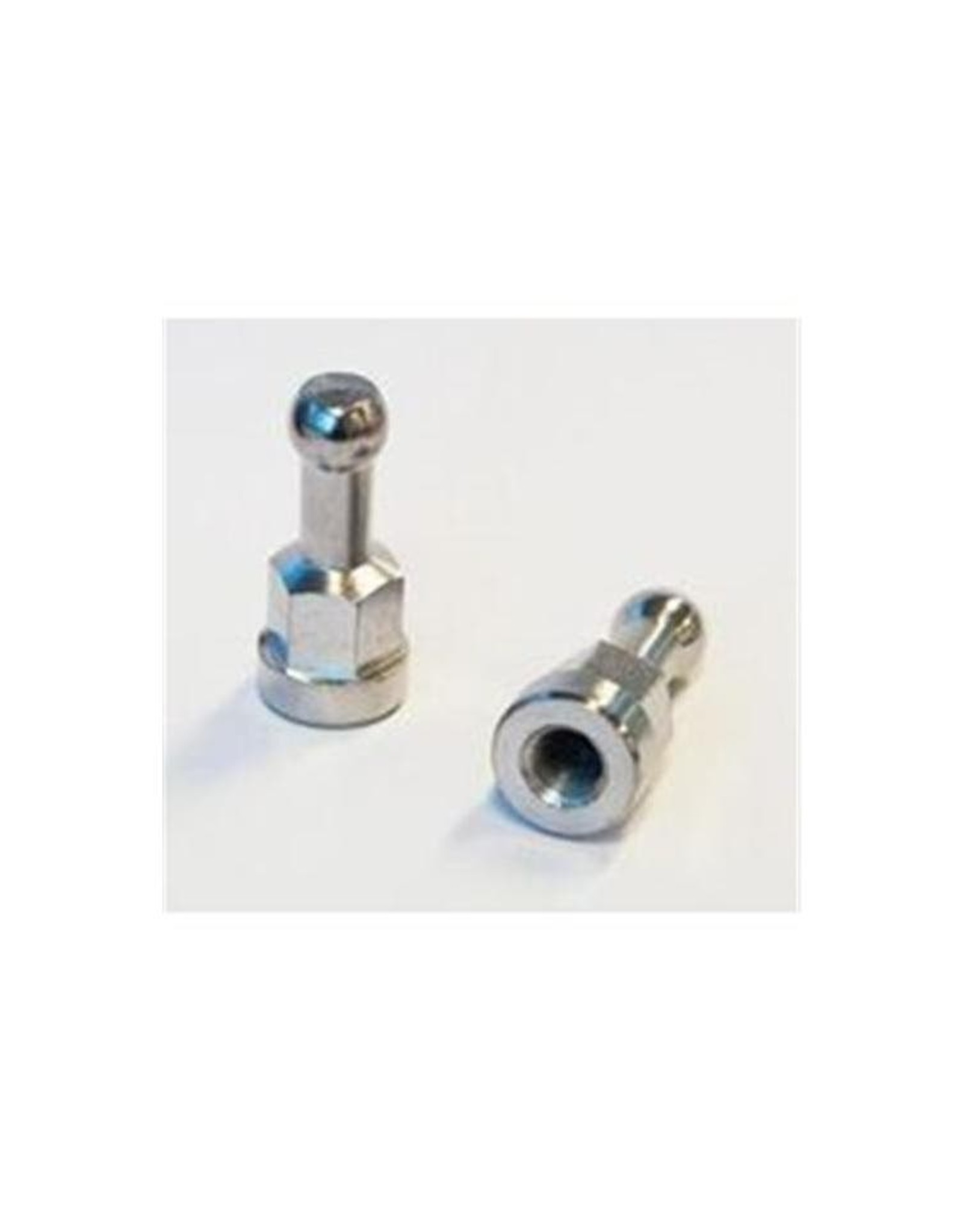 Axle Nuts (10 x 1 fits ISO & Japanese Solid Axles) to suit Single wheel Cargo Trailer ( 2pcs)