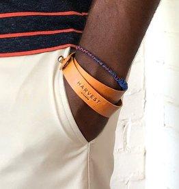 Harvest Ethiopia Leather Bracelets
