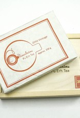 Blue Mountain Tea Co. 250 G 2010 Original Shen PuErh Brick