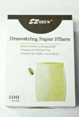 Blue Mountain Tea Co. EZ Brew tea filters 100