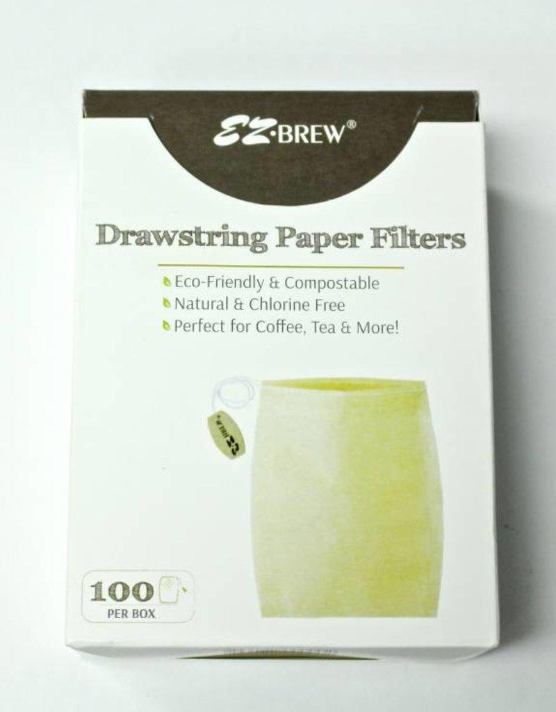 EZ Brew tea filters