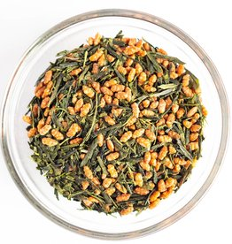 Blue Mountain Tea Co. Genmaicha Supreme Organic 50G