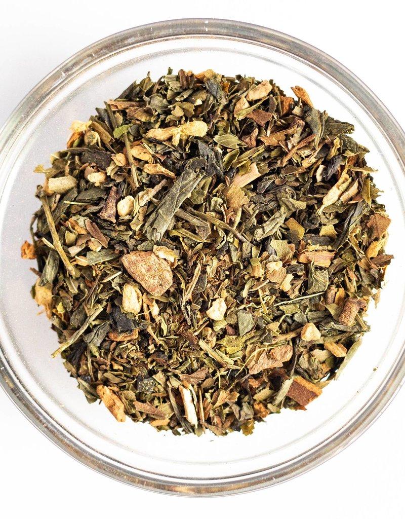 Blue Mountain Tea Co. Green Chai -  50G