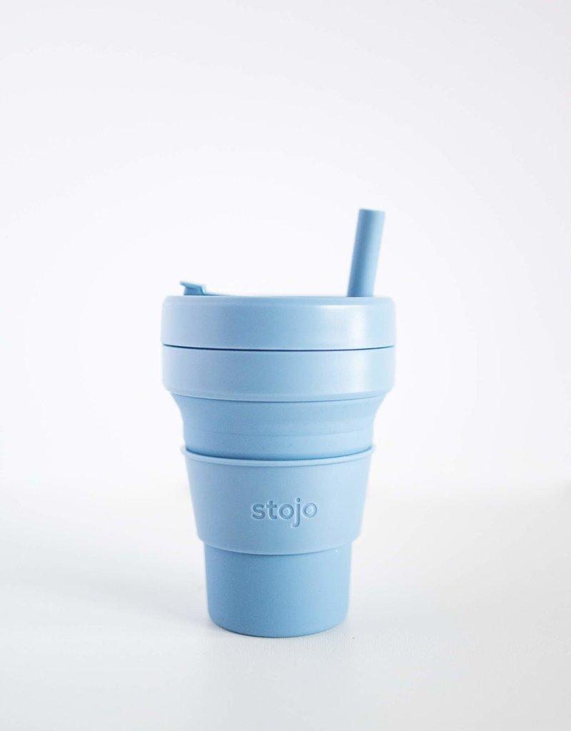 Stojo Stojo Mug 16 oz blue