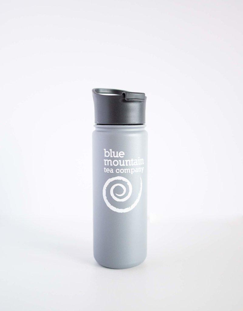 Blue Mountain Tea Co. Mountain Tea Tumbler Grey