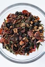 Blue Mountain Tea Co. Winter Berry 50G Organic - Caffeine